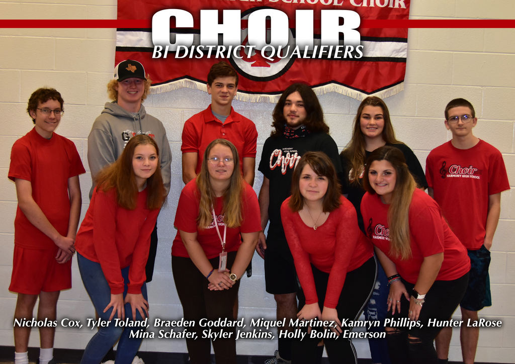 bi district choir