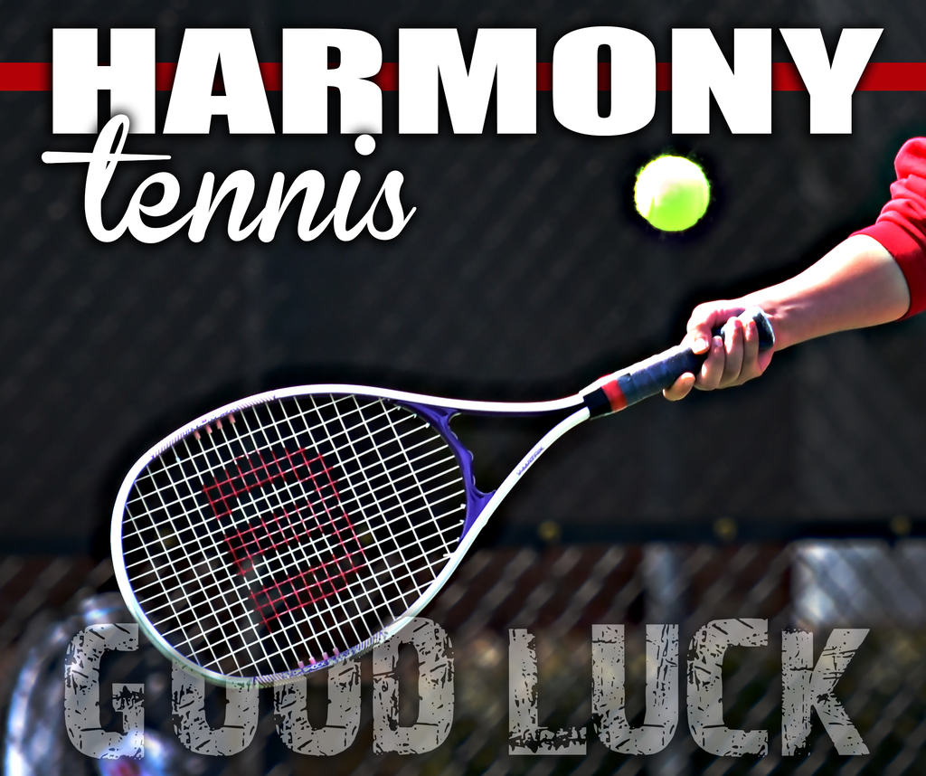 tennis good luck