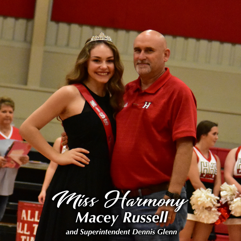 Miss Harmony crowned