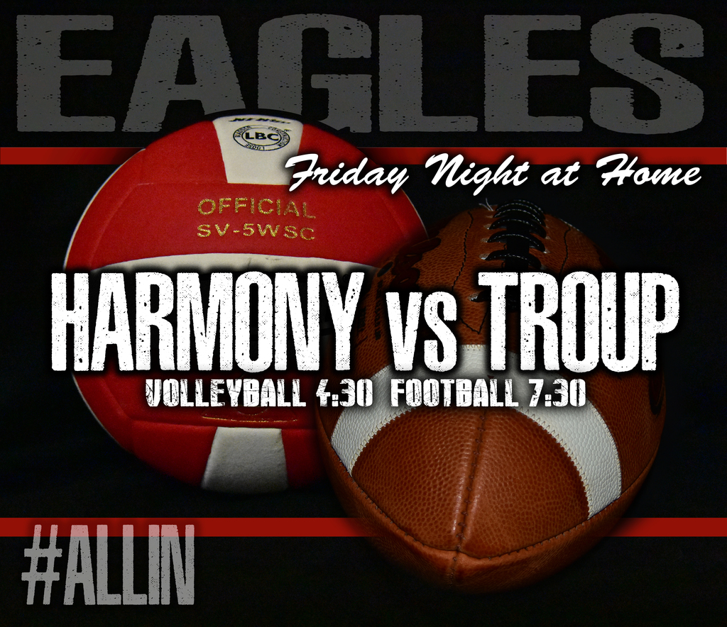 Eagles vs Troup