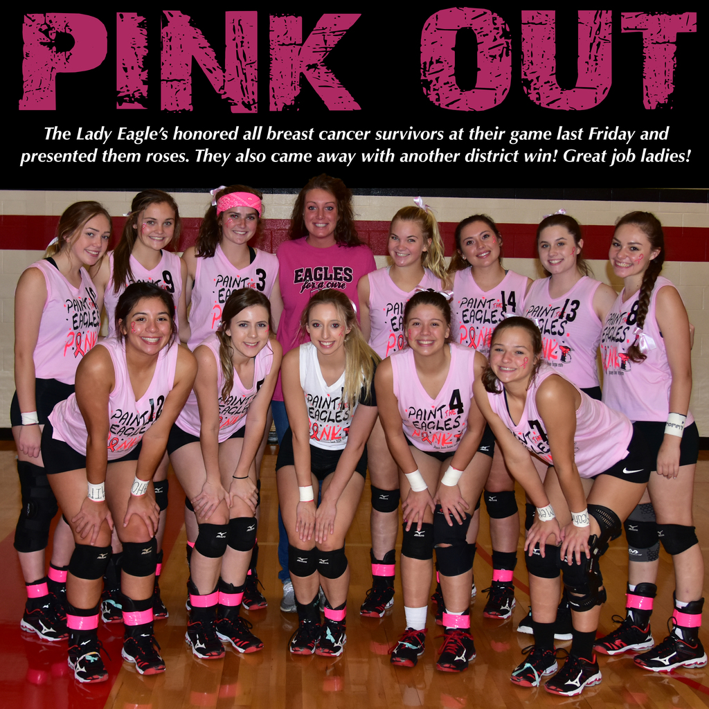 Pink Out win