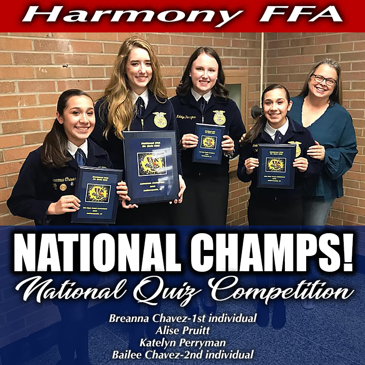 FFA national champs