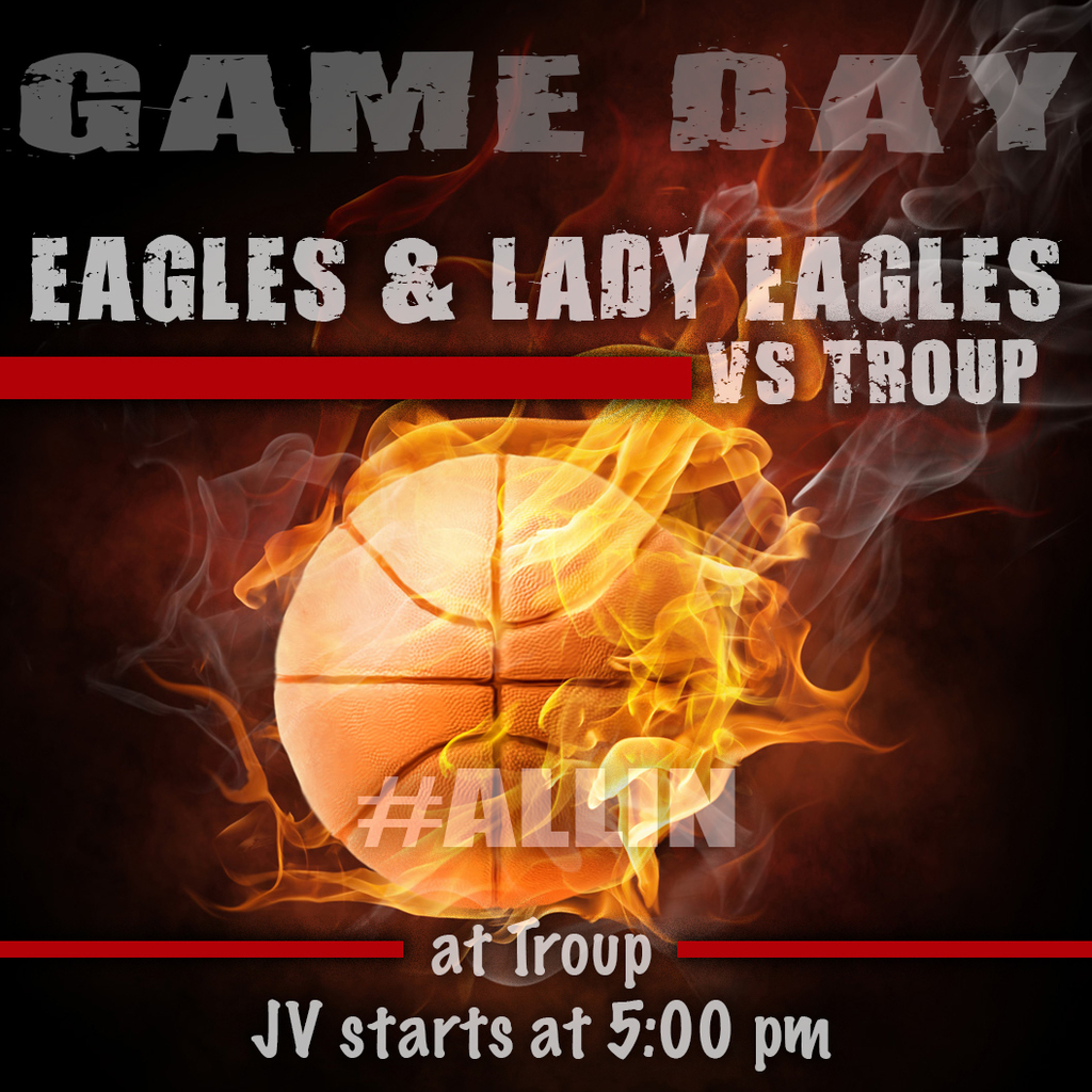 game day vs troup