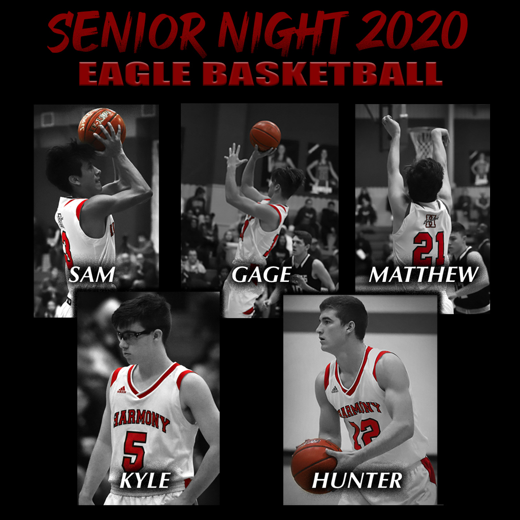 boys senior night