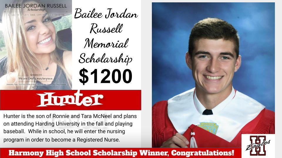 Hunter-Bailee Scholarship