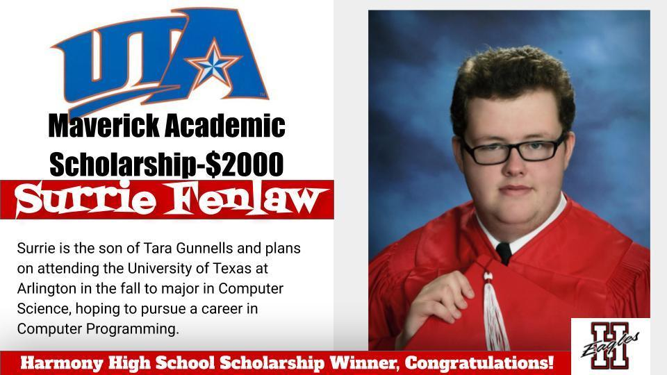 Surrie-UTA Scholarship